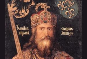 Karlo Veliki - Dürer