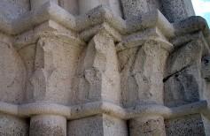 Medvedgrad - kapiteli na kapeli