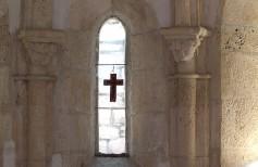 Medvedgrad - unutrašnjost kapele