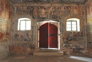 Majstor plesa mrtvaca, Ples mrtvaca, crkva Marije na Škrilinah, Beram, Hrvatska (izvor: hakave.org)