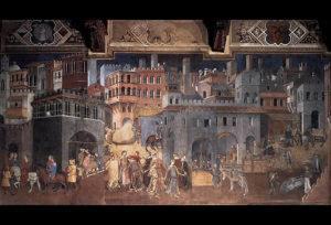 Palazzo Pubblico - The Good City