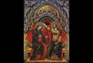 Washington Coronation of the Virgin