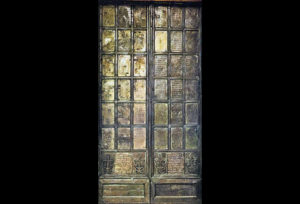 Bronze doors, Montecassino
