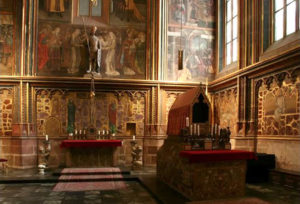 Chapel of st. Wenceslaus