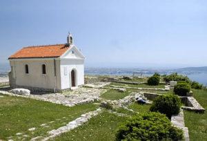 Church of st. George at Putalj