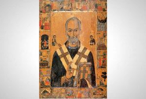 Vita icon, Saint Nicholas