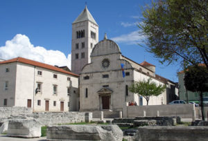 Benedictine monastery of Saint Mary in Zadar