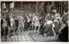 Coronation of King Zvonimir