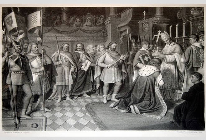 Demetrius Zvonimir | Medieval Wall
